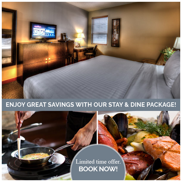 Stay & Dine Special at Podollan Inn & Spa
